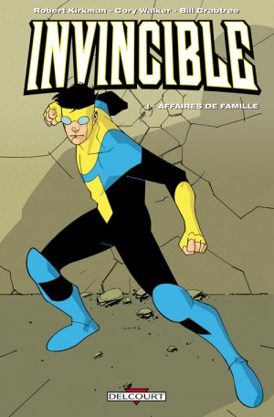 Invincible # 1