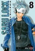 couverture, jaquette Saru Lock 8  (Pika)