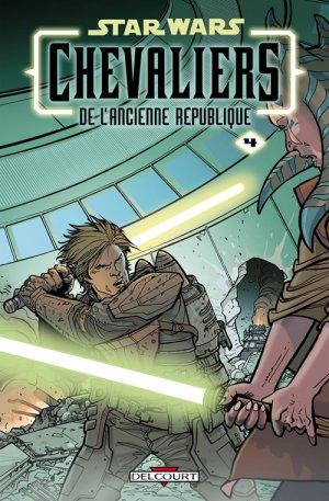 Star Wars - Chevaliers de l'Ancienne République # 4