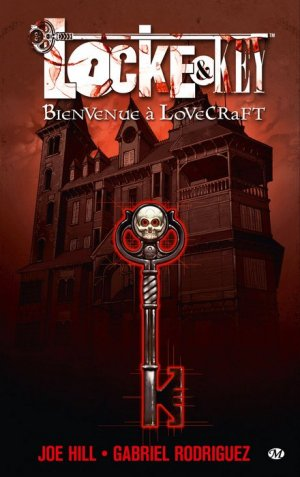 Locke and Key édition TPB softcover (souple)