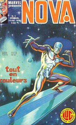 Silver Surfer # 1 Kiosque (1978 - 1988)