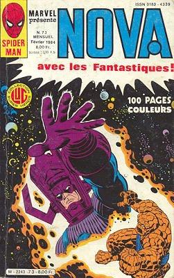 The Amazing Spider-Man # 73 Kiosque (1978 - 1988)