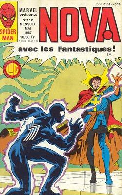 Fantastic Four # 112 Kiosque (1978 - 1988)