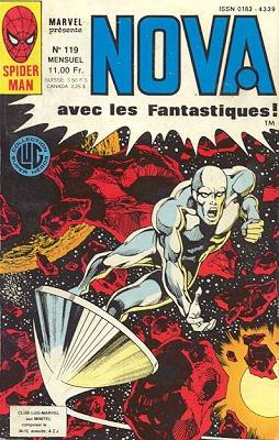 Fantastic Four # 119 Kiosque (1978 - 1988)
