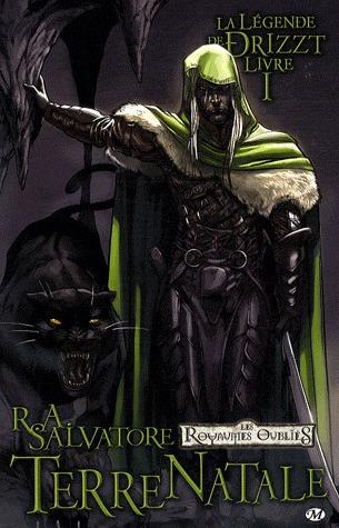 Dungeons & Dragons - Forgotten Realms - La Légende de Drizzt édition TPB softcover (souple)