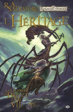 Dungeons & Dragons - Forgotten Realms - La Légende de Drizzt 7