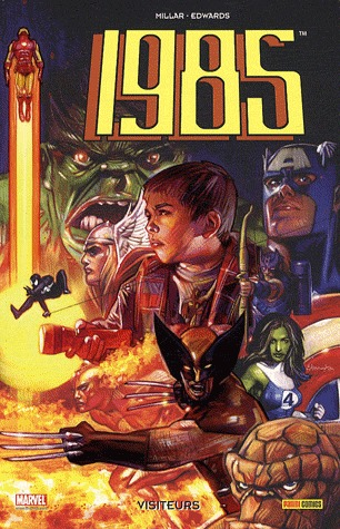 1985 édition TPB Softcover - 100% Marvel