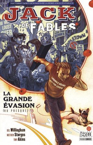 Jack of Fables édition TPB Hardcover - 100% Vertigo (2009 - 2011)