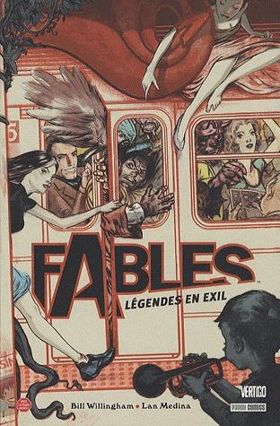 Fables édition TPB softcover (souple) (2009 - 2011)