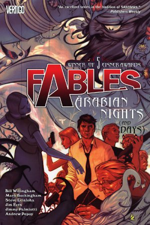 Fables édition TPB softcover (souple) (2003 - 2015)