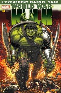 World War Hulk Prologue - World Breaker # 1 Kiosque (2008)