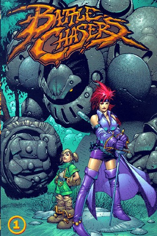 Battle Chasers édition Intégrales