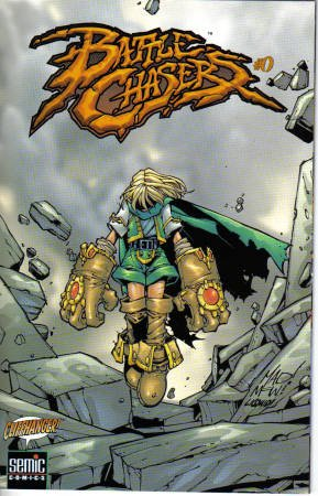 Battle Chasers édition Kiosque (1999 - 2002)