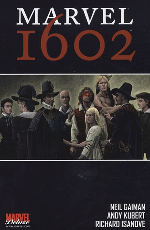 1602 édition TPB Hardcover - Marvel Deluxe V1