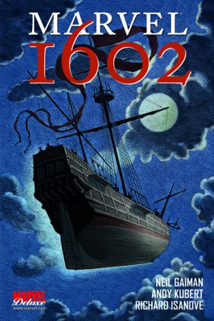 1602 édition TPB Hardcover - Marvel Deluxe V2