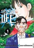 couverture, jaquette Seizon Life 1  (Panini manga)