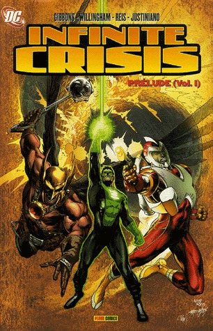 Infinite Crisis édition TPB softcover (souple) (2006 - 2007)