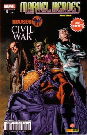 Marvel Heroes #5