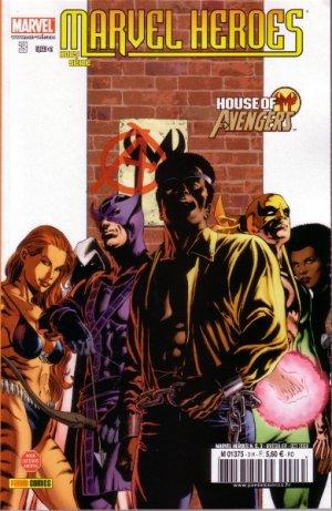 Marvel Heroes #3