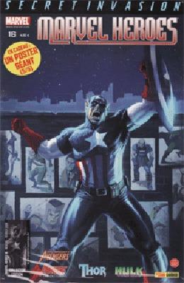 Marvel Heroes édition Kiosque V2 (2007 - 2011)
