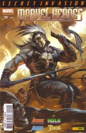 Marvel Heroes 20