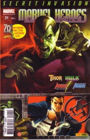 Marvel Heroes 21
