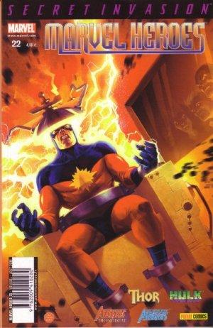 Marvel Heroes 22