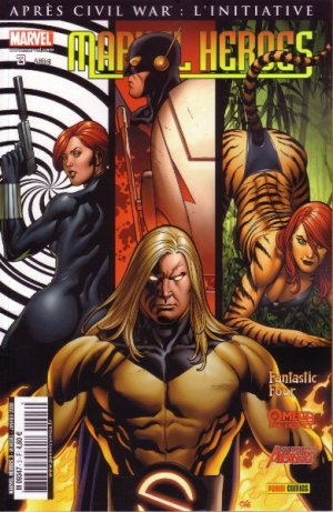 Marvel Heroes 3