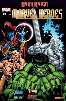 Marvel Heroes 28