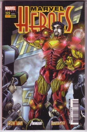 Marvel Heroes édition Kiosque V1 (2001 - 2004)