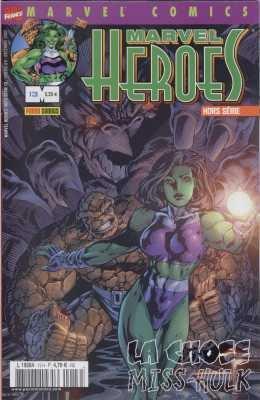 Marvel Heroes T.13