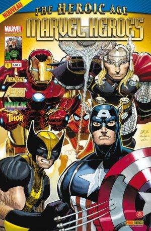 Marvel Heroes édition Kiosque V3 (2011 - 2012)