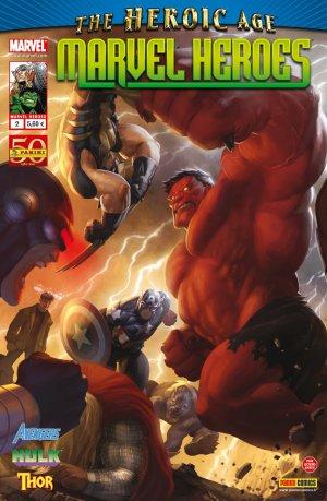 Avengers # 2 Kiosque V3 (2011 - 2012)