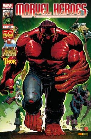 Marvel Heroes # 7