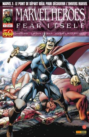 Marvel Heroes 11 - Voyage vers l'inconnu