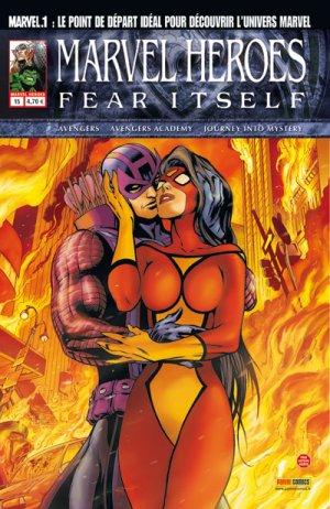 Marvel Heroes # 15