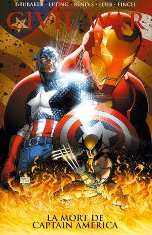 Captain America # 3 TPB Hardcover - Issues V1 (2008 - 2014)