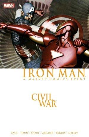 Civil war - Iron Man édition TPB Souple