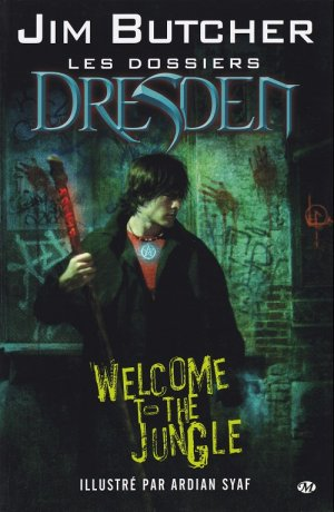 Les Dossiers Dresden - Welcome to the Jungle édition Simple