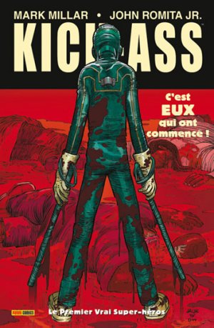 Kick-Ass édition TPB Hardcover - Issues V1 (2010)