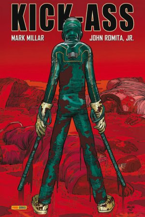 Kick-Ass édition TPB Hardcover - Intégrale - Issues V1