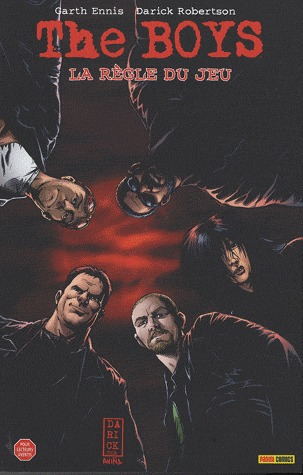 The Boys édition TPB Softcover - 100% Fusion (2008 - 2013)