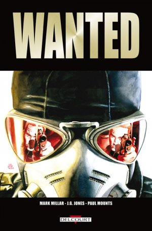 Wanted édition TPB Hardcover (cartonnée)