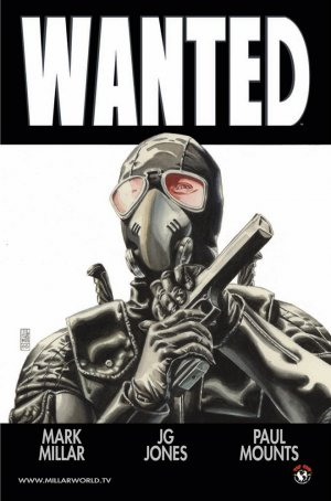 Wanted édition TPB softcover (souple)