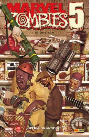 Marvel Zombies 7