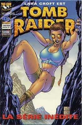Tomb Raider Special édition Kiosque