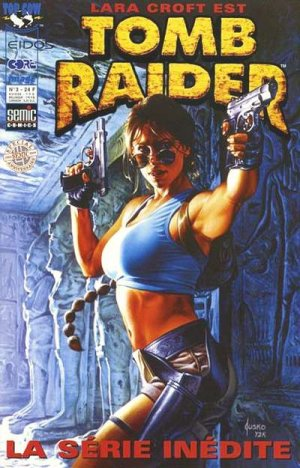 Lara Croft - Tomb Raider édition Kiosque V1 (2000 - 2004)