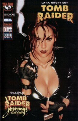 Lara Croft - Tomb Raider 11