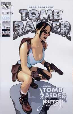 Lara Croft - Tomb Raider 12