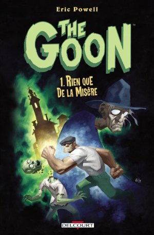 The Goon édition TPB Hardcover (cartonnée)